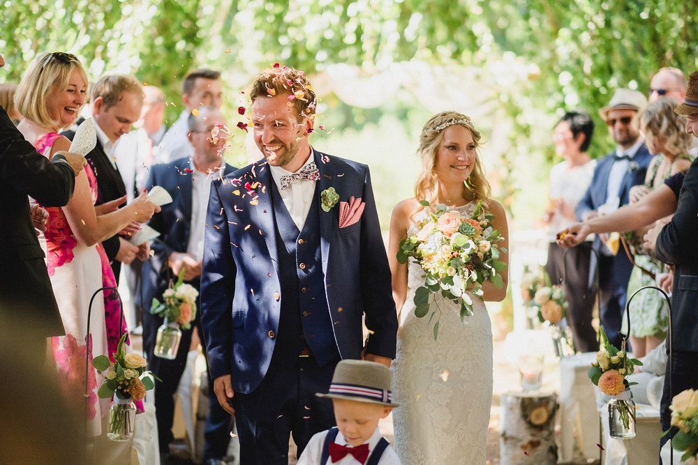 Hochzeit - Christin ♥ Marcel in der Villa Haar in Weimar