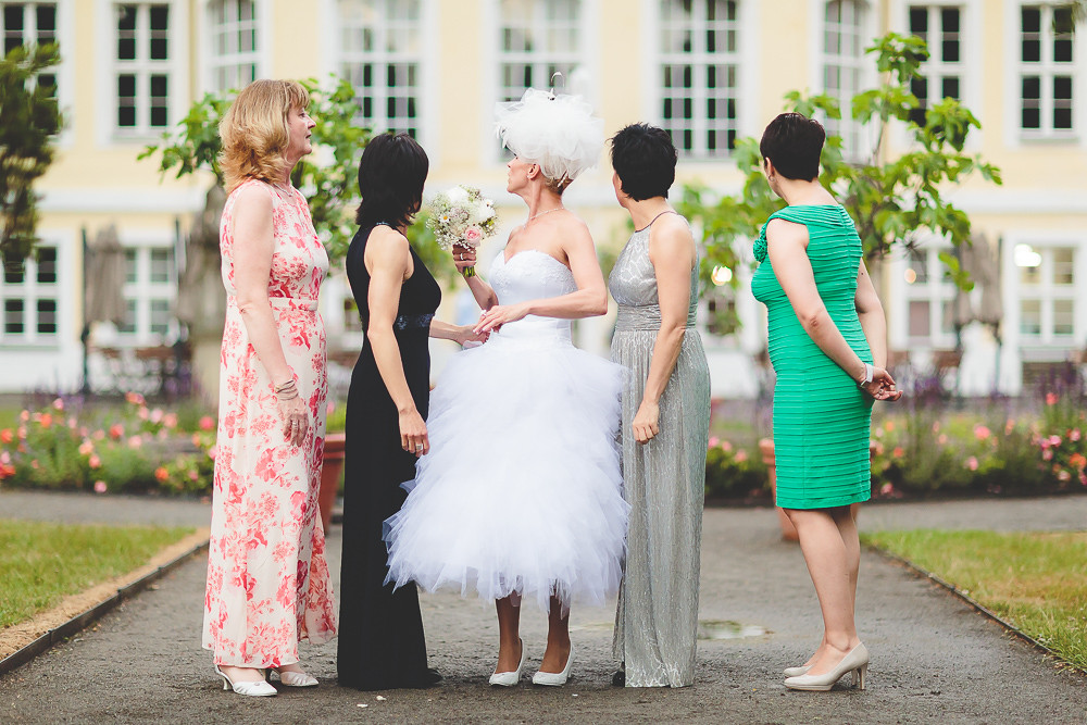 Hochzeit - Manuela ♥ Jens im Gohliser Schlösschen in Leipzig