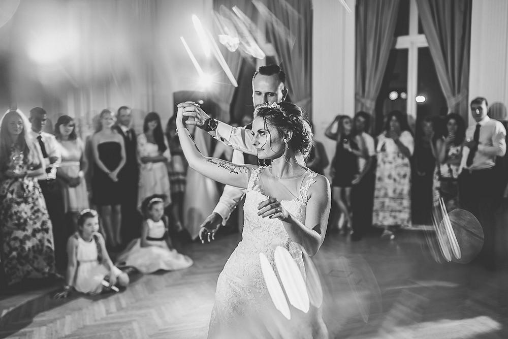 Hochzeit - Mandy ♥ Erik im Schloss Breitenfeld bei Leipzig