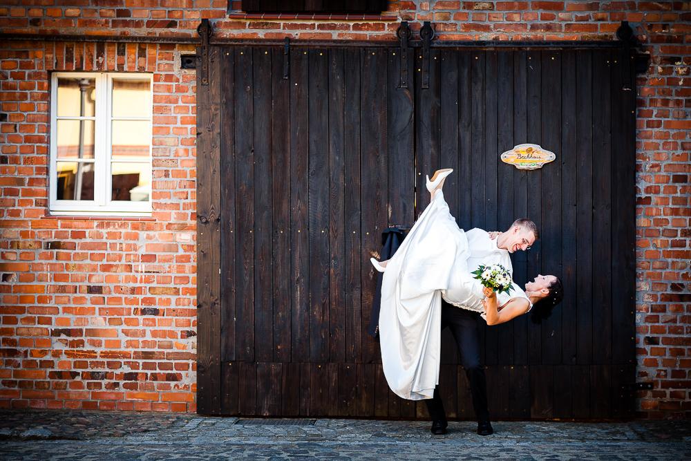 Hochzeitsfotograf Ahlsdorf Schlieben - Anne und Raik