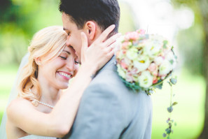 hochzeitsfotograf schloss breitenfeld - Susan und Paul heiraten in Leipzig.