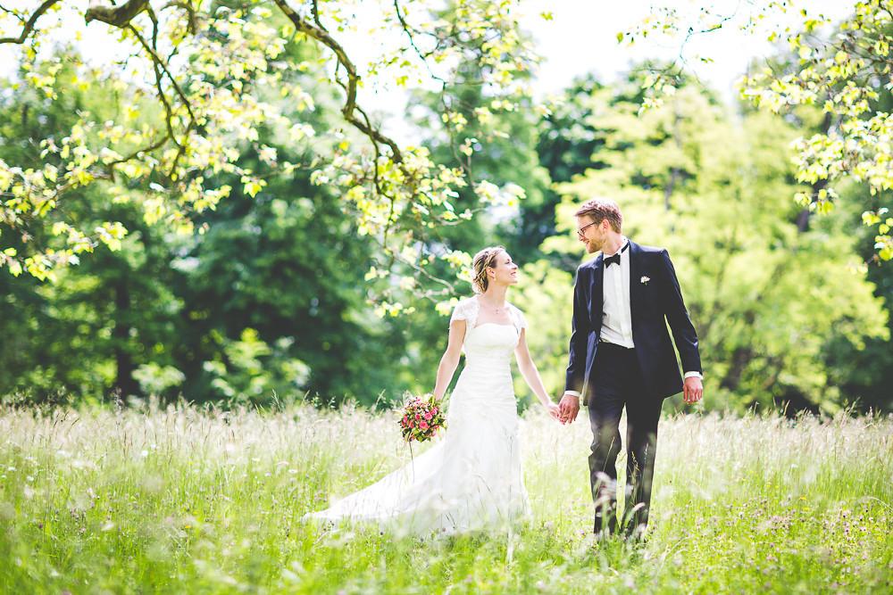 Hochzeitsfotograf Weimar Tiefurt - Franzi und Flo heiraten in Weimar am Schloss Belvedere