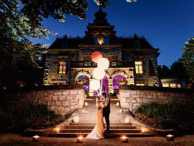 Hochzeitsfotograf Villa Haar in Weimar