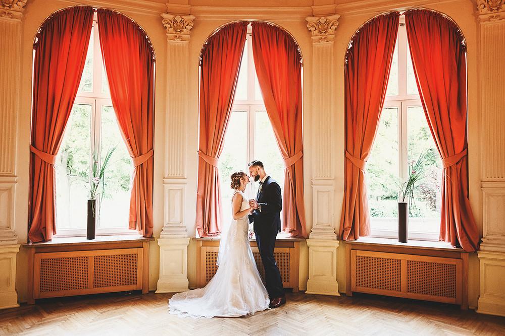 Hochzeitsfotograf - Schloss Breitenfeld