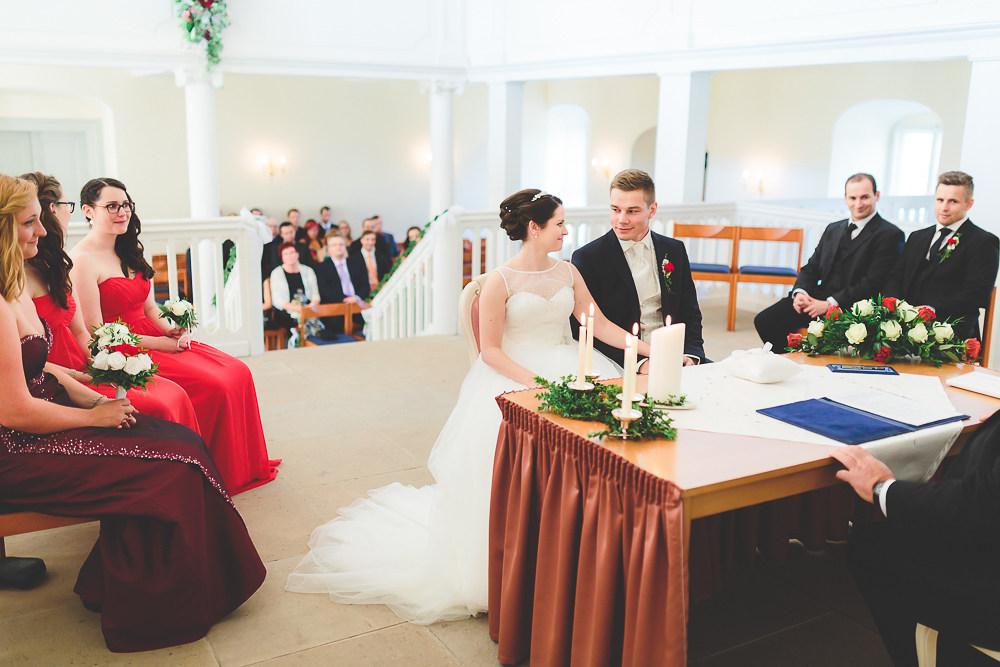 Hochzeit - Anna ♥ Tom im Schloss Ballenstedt