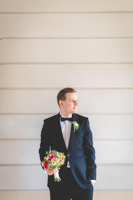 Hochzeit - Katrin ♥ Sebastian im Schloss Albrechtsberg