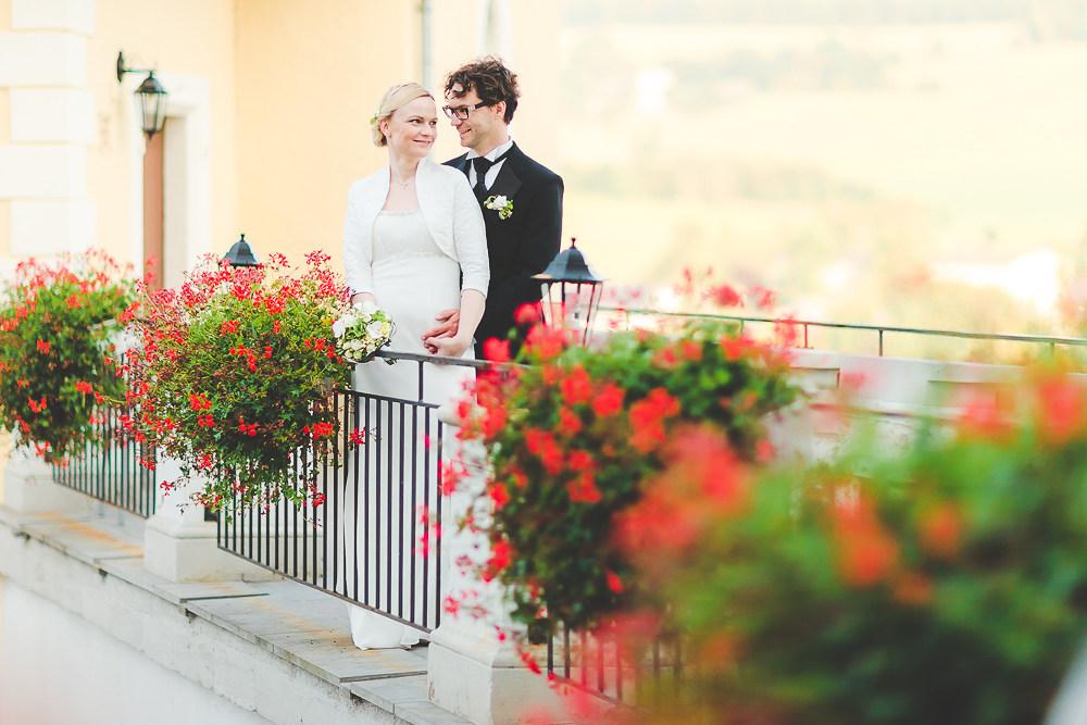 Hochzeit - Uta  ♥ Götz im Schloss Purschenstein
