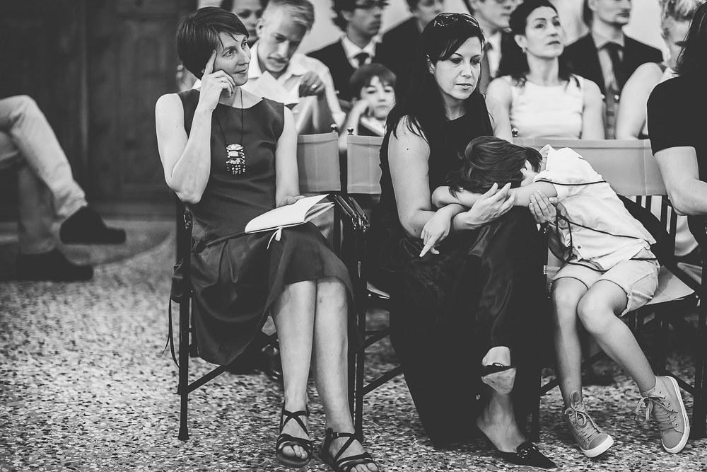 Hochzeit - Giovanna ♥ Mathieu in Trento, Italien