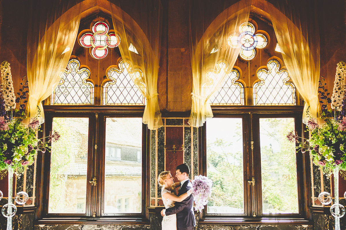 Hochzeit - Christina ♥ Christian im Schloss Püchau
