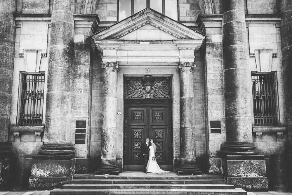 Hochzeit - Frauenkirche in Dresden