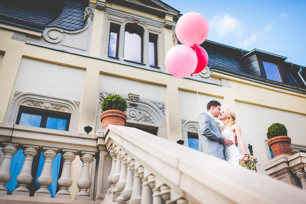 Hochzeit - Susan ♥ Paul im Schloss Breitenfeld