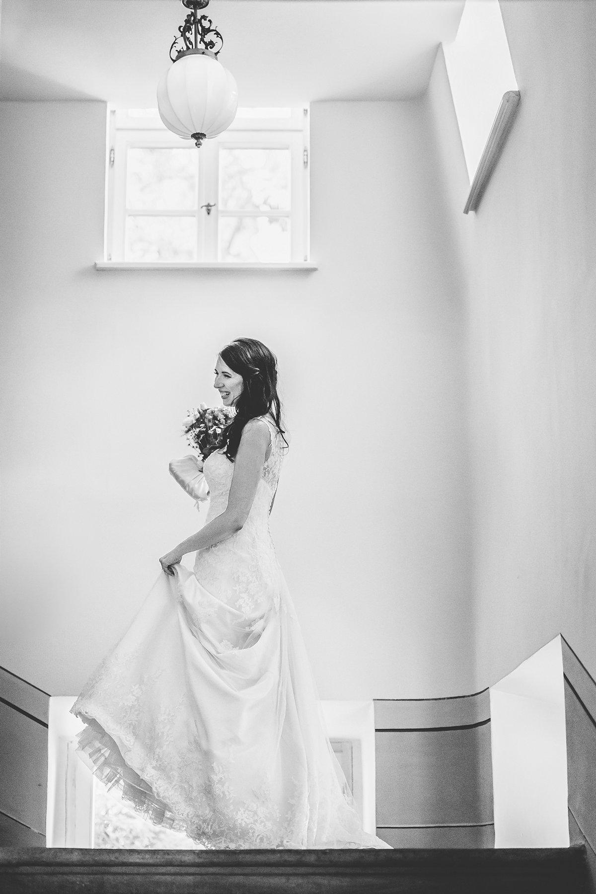 Hochzeit - Alice ♥ Ronny in Leipzig im Stelzenhaus