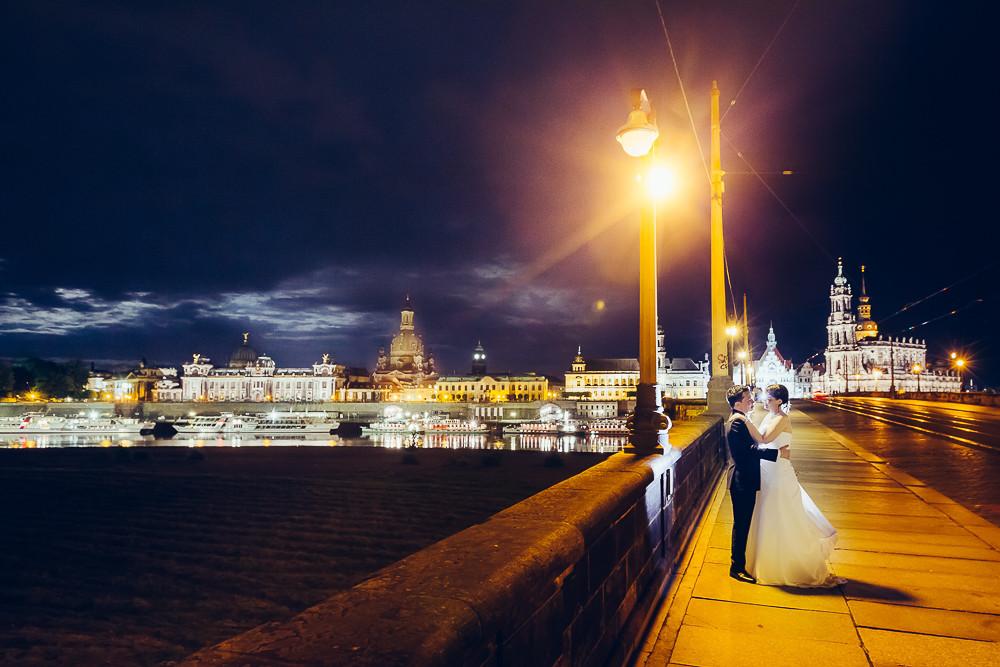 """Hochzeit - Ulrike ♥ Catalin im """"The Westin Bellevue Hotel Dresden"""""""